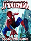 Ultimate Spider-Man Coloring Book: 50 High-Quality Spider-Man...
