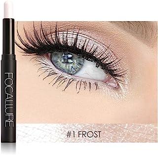 12 Colores Sombra de Ojos Lápiz de Larga Duración