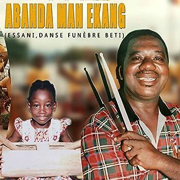Essani, danse funèbre Béti