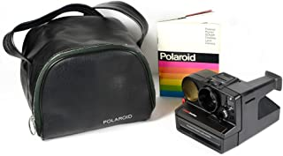 Polaroid Pronto Sonar OneStep Instant Film Land Camera in Bag and Manual