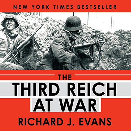 The Third Reich at War audiobook cover art