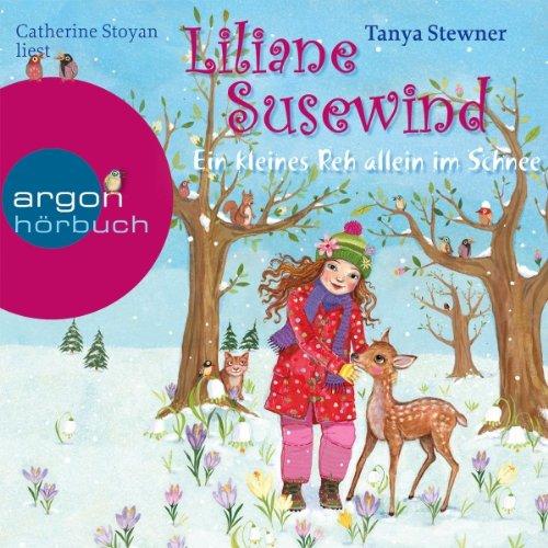 Ein kleines Reh allein im Schnee audiobook cover art