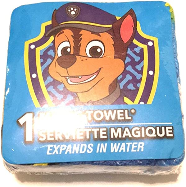 Chase Paw Patrol Magic Towel