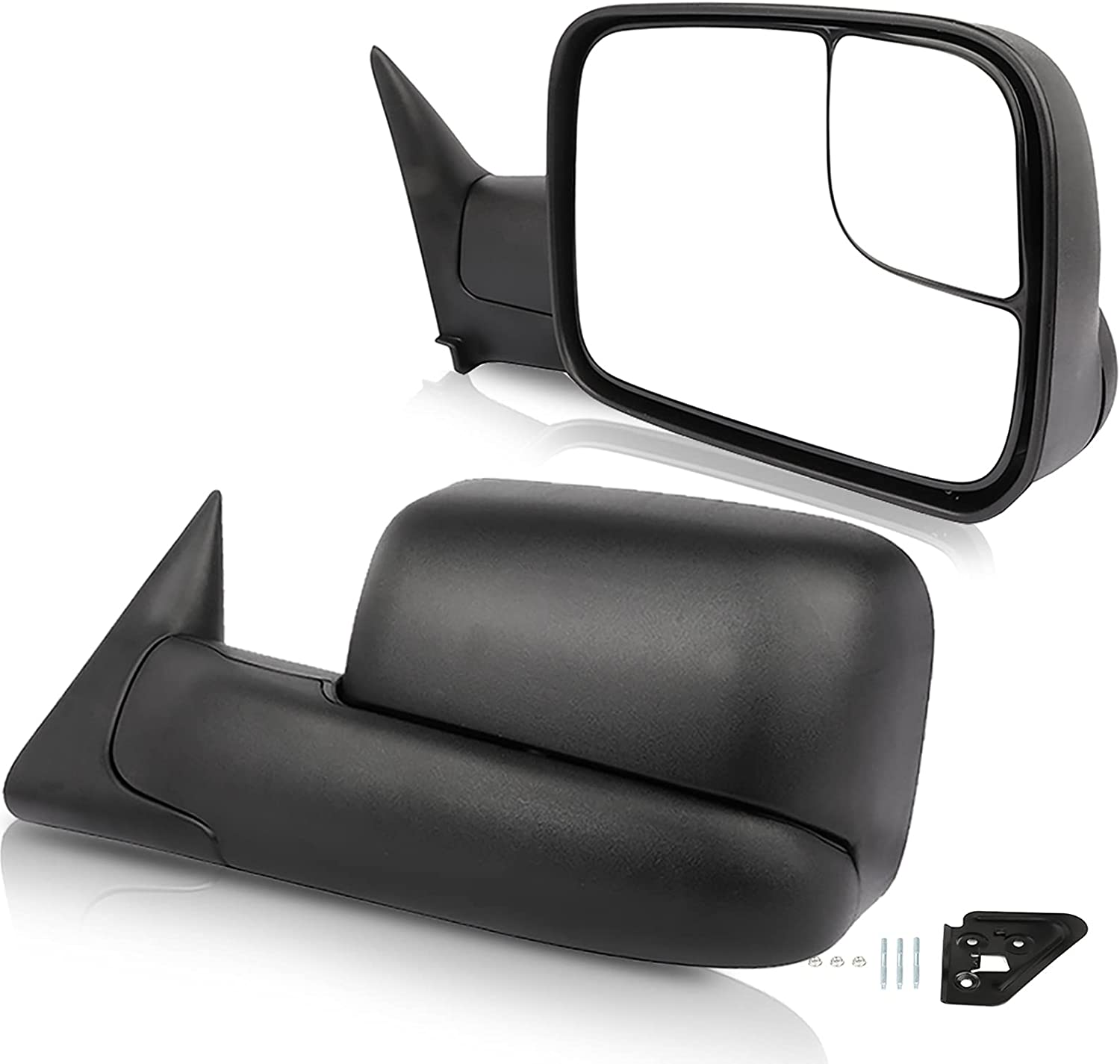 Reservation ECCPP Tow Mirrors Towing Compatible 1994-2001 with for D Today's only