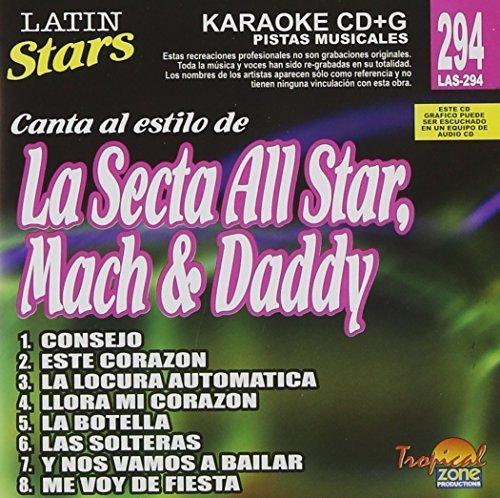 Karaoke: Secta & Mach & Daddy - Latin Stars Karaok by La...