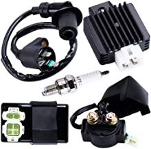 CNCMOTOK AC CDI Ignition Coil Relay Voltage Regulator...