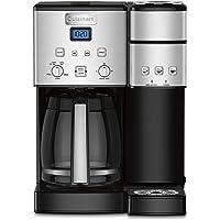 Deals on Cuisinart SS-15 12-Cup Single-Serve Brewer Coffeemaker Refurb