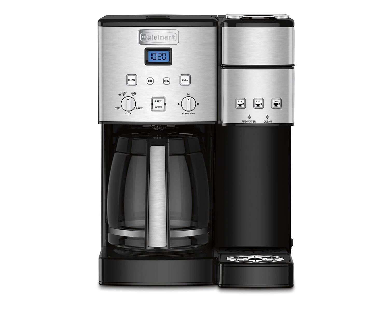 Cuisinart Coffee Coffeemaker Single Serve Renewed