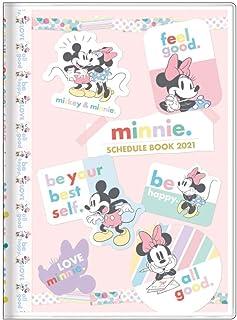 サンスター文具 ディズニー 手帳 2021年 B6 ウィークリー ストーリーブック ミッキー&ミニー S2952114 2020年 10月始まり