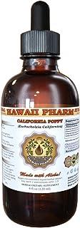 California Poppy (Eschscholzia Californica) Liquid Extract Tincture (2 Oz (56 ml))