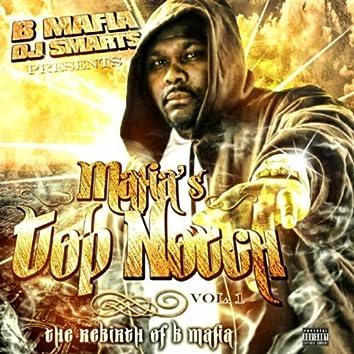 B-Mafia & DJ Smarts Presents Mafia's Top Notch