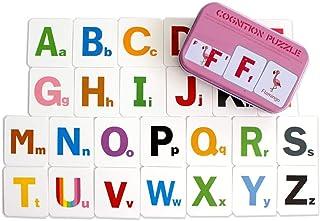 UKR Educational Flash Cards Alphabet English Letters Animals