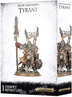 Games Workshop Warhammer Age of Sigmar: Ogor Mawtribes: Tyrant