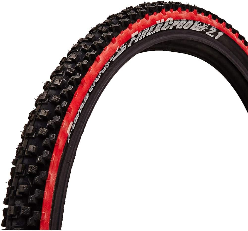 Panaracer Max 45% OFF Fire XC Pro TR Folding Tire 26 2.10-Inch OFFer x Red