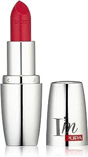 PUPA I'm Pure-Colour Lipstick Absolute Shine (407 INTENSE FUCHSIA)