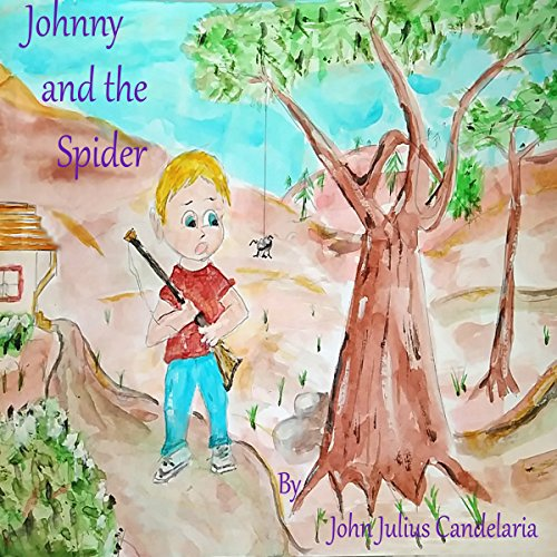 Johnny and the Spider  By  cover art