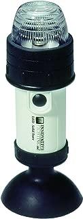 Innovative Lighting Inc. 560-2110-7 Led Stern Light White W/Suction