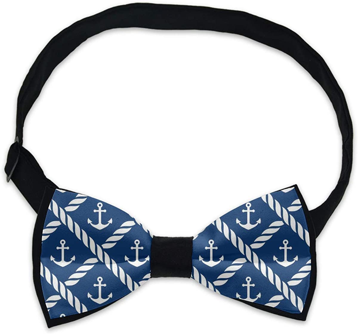 Mens Creative Amazing Bow Tie Gift, Adjustable Bowties Necktie, Casual and Formal