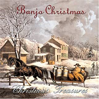 banjo christmas cd