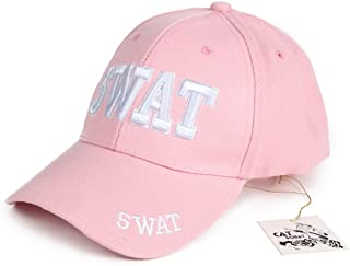 CATSOBAT Swat Cap Unisex Adult Deluxe Embroidered Law Enforcement Ladys