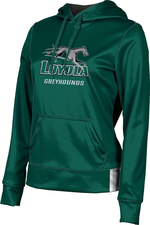 ProSphere Loyola University Maryland Girls' Pullover Hoodie, School Spirit Sweatshirt (Solid)