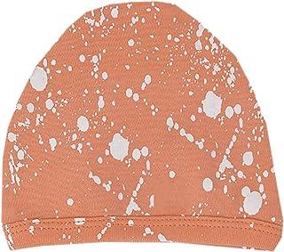 قبعة أطفال عضوية للجنسين من لوفدبيبي (رذاذ مرجاني، 0-3 أشهر)