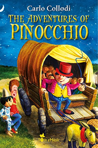 Book Pinocchio: PINOCCHIO THE TALE OF A PUPPET (E-Books Directory) (English Edition)