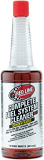 Red Line 60103-2PK Complete SI-1 Fuel System Cleaner - 15 Ounce, (Pack of 2)