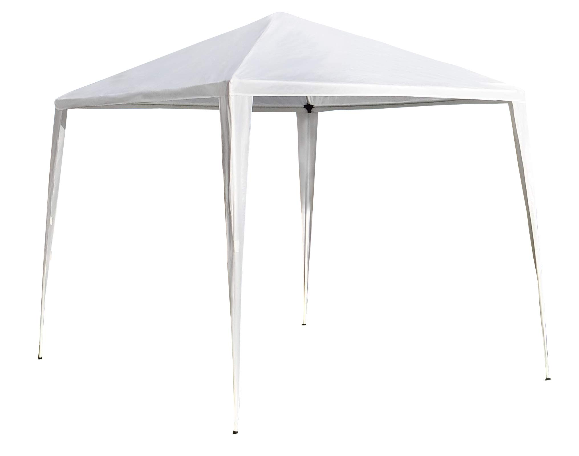 SORARA Carpa de Fiesta Gazebo, Blanco, 270 x 270 cm, 7 kg: Amazon ...