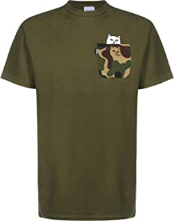 a694246b446308 Rip N Dip Lord Nermal Pocket T-Shirt