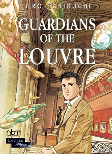 Guardians of the Louvre (English Edition)