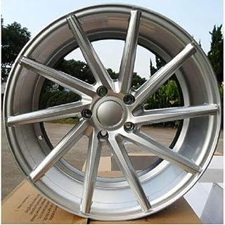 """IPW W013 20x10 5x120 20mm Hyper Silver Wheel Rim 20"""" Inch"""