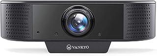 WEBカメラ VANKYO ウェブカメラ HD1080P 110°広角 高画質パソコンカメラ ワイドサイズ対応 内蔵マイク skype会議用PCカメラ Windows/Mac OS/Android/Linux Youtube Skype