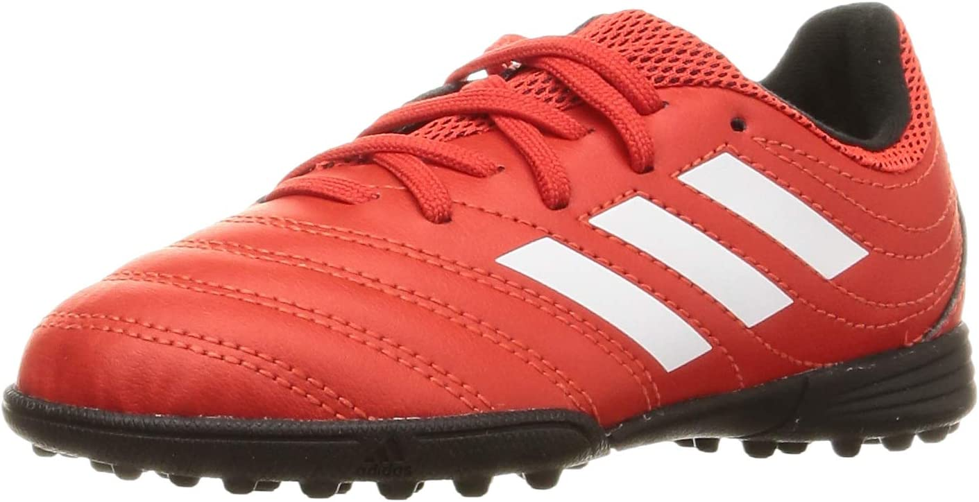 adidas Performance Junior Copa 20.3 Turf Soccer Boots Sneakers - 5 US
