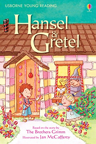 Hansel and Gretel: For tablet devices (Usborne Young Reading: Series One) (English Edition)