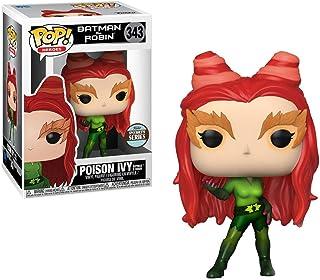 Funko POP Heroes: Poison Ivy Batman & Robin - Serie de especialidad estándar