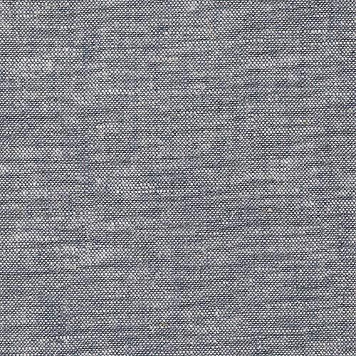 Robert Kaufman 0342880 Kaufman Brussels Washer Linen Blend Yarn Dye Grey Fabric by the Yard