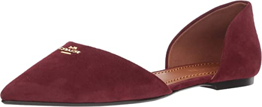 Best coach burgundy shoes Reviews