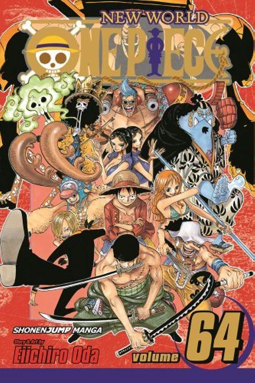 脆い名誉蓋One Piece, Vol. 64: 100,000 vs. 10 (One Piece Graphic Novel) (English Edition)