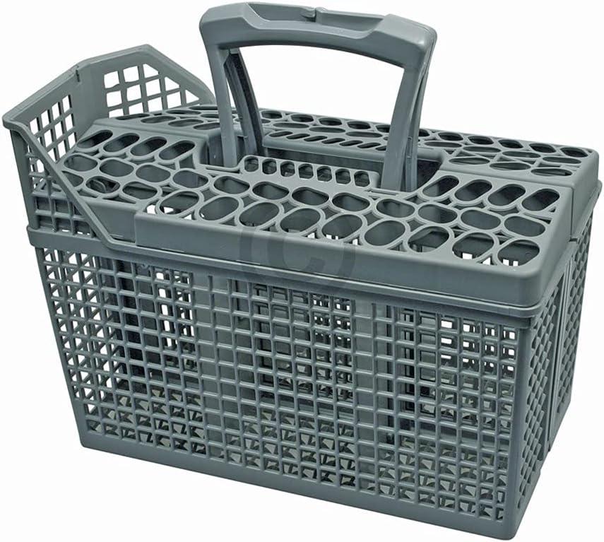 DL-pro Cesta de cubiertos 260 x 240 x 135 mm para lavavajillas AEG Electrolux 111840170 111840170/0
