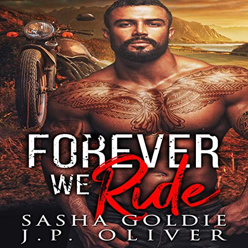 Forever We Ride audiobook cover art