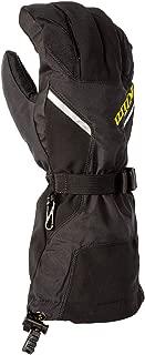 Klim Klimate Men's Ski Snowmobile Gloves - Black / 2X-Large