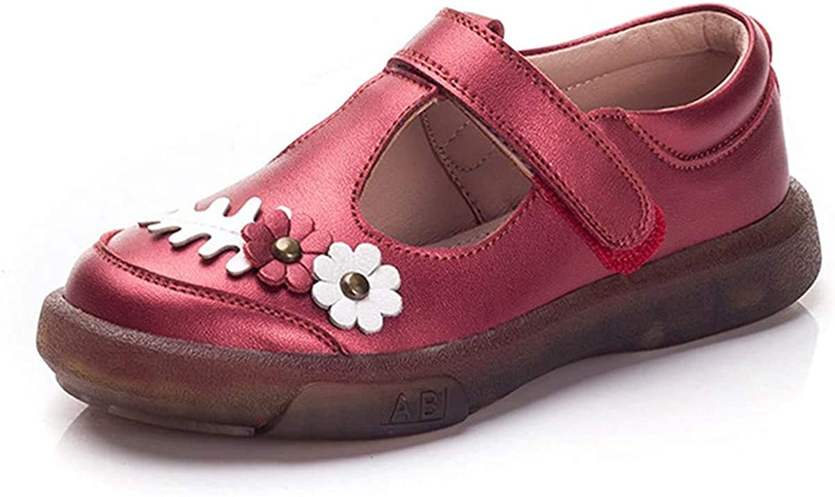 CCBubble Genuine Ranking TOP10 Leather Courier shipping free Girls Mary Shoes Round Toe Jane Little