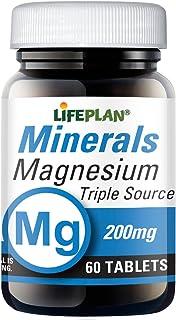 Lifeplan Triple Source Magnesium 60 tablet