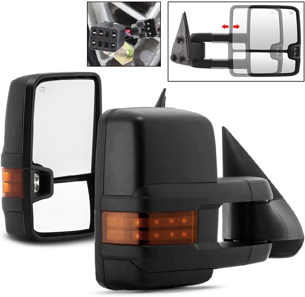 Acanii - Luxury goods 2014 Style Telescoping Power S Towing Heat LED Signal Brand Cheap Sale Venue