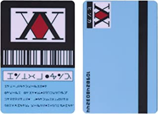 Cerolopy 2 pièces/Ensemble Anime Hunter X Hunter Carte Licence Jouets Japon Anime GING Freecss Killua Zoldyck Kurapika Bad...