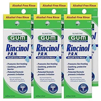 GUM Rincinol P.R.N. Alcohol-Free