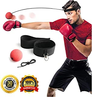 semileyever Reflex Boxing Ball for Strength Training, Speed &Increase Stamina
