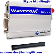 BAILING GSM Modem with Wavecom M1306B Q2406B Module COM/RS232/Serial Port AT commands SMS voice Call STK USSD