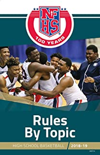 2018-19 NFHS Basketball Rules by Topic